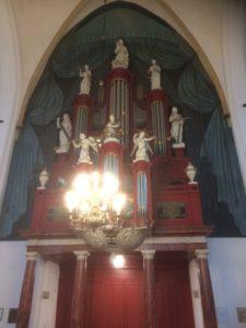 Orgel van de St. Stephanuskerk