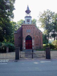 Het kapelletje van Staverden